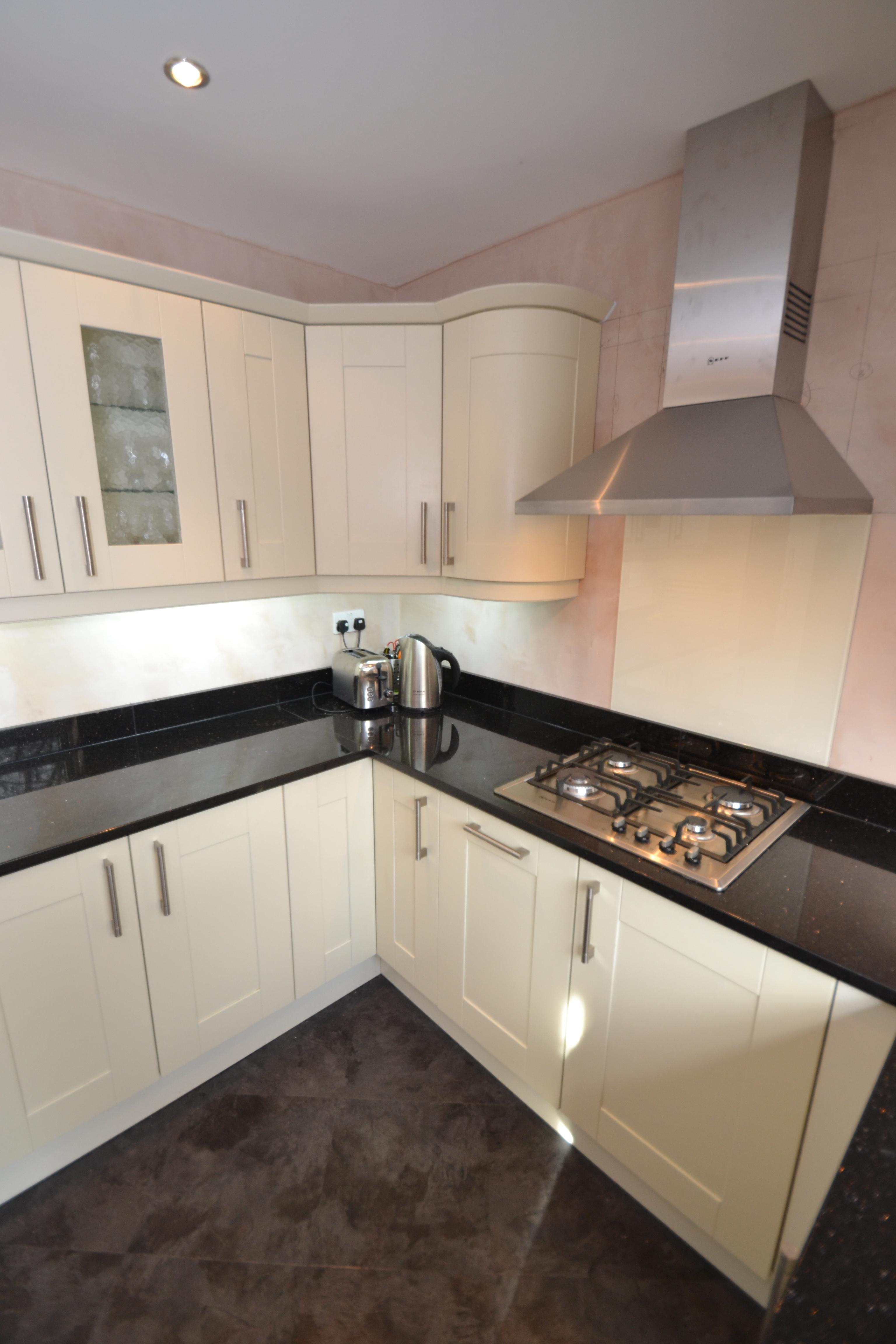 Kitchen Makeover The Glade Signature Homes Ltd