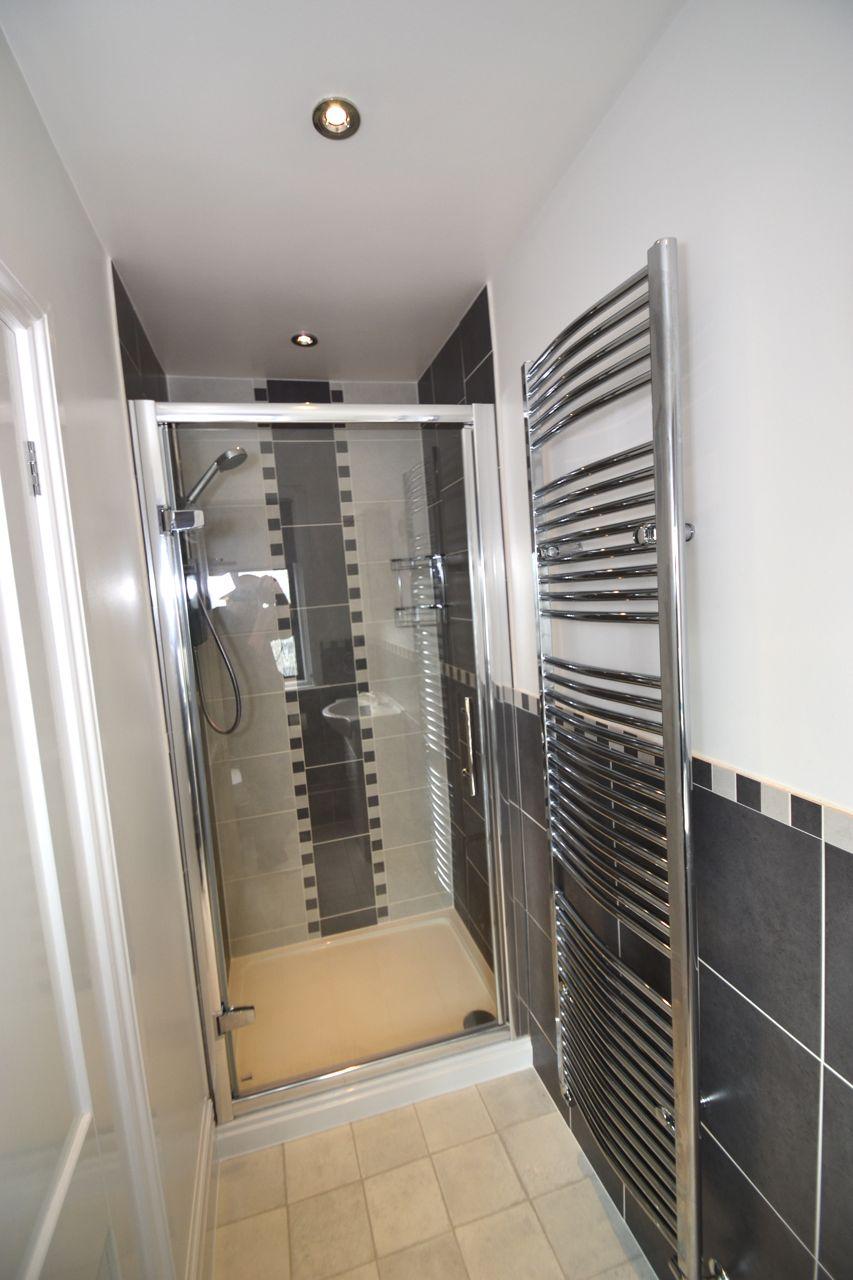 en suite installation the grove signature homes ltd For1750 High Shower Door