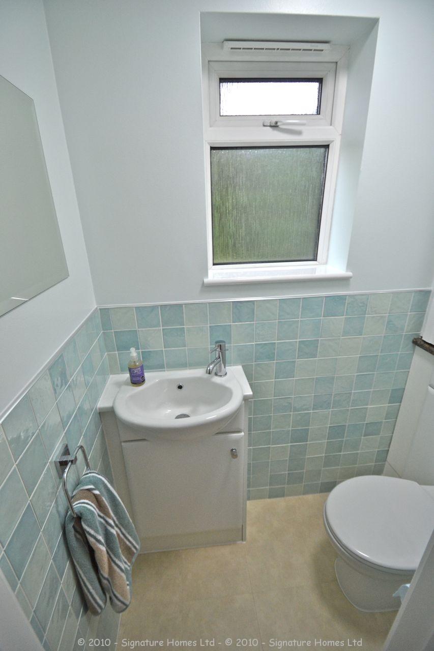 Cloakroom Refurbishment Rushmead Close Croydon Signature